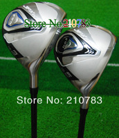 Free Shipping Golf Clubs JPX 852 3/5 Golf Fairway Woods.Golf Graphite/Clubs shaft With wood Club head covers