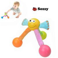 Sozzy long leg clown ball bounce toy baby fun toys