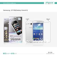 100% Orginal Nillkin Matte/Ultra Clear Screen Protector For Samsung Galaxy Grand 2 G7106  Front Screen Film Free Shipping