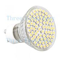 10pcs GU10 72 LED 3528 SMD Warm White Down Spot Lamp Bulb 220V-240V LED0046
