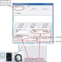 New USB 125khz RFID Reader & Writer ID card Copier duplicate copier tag & KeyFob COPY EM4100 EM4102 Proximity T5577