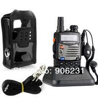 Free Shipping!New Version Baofeng carrying bag&UV-5RA Dual-Band 136-174/400-480 MHz FM Ham Two-way Radio