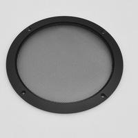 8 wz-3 black professional speaker grille car speaker grille car speaker protection cover