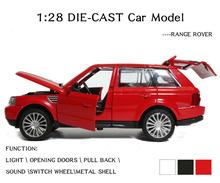 popular model metal cars