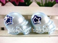 2014New arrival 20pcs/lot, flat back resin baseball cap for phone home decoration
