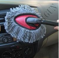 K510 27.5cm*8.5cm telescopic car wax mop dust brush for car cleaning /car washer/ car wash brush