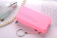 200pcs 5600mAh USB External Backup Battery Power Bank with a Micro usb cable for iPhone iPod Samsung HTC Perfume 2th