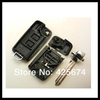 Free shipping for 5pcs/lot Hyundai Tucson modified flip folding key shell with the best price 0401224