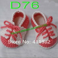free shipping,10pair/lot Baby crochet sneakers tennis booties infant sport shoes cotton 0-18M size