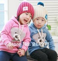 hot sale ! free shipping!! baby clothing  /Toddler /kids bear Sweater/ coat Sweater/Girls Hoodies kids hoodies fashion hoodies