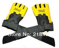 2014 NEW Everlast gloves fighting gloves MMA sandbag gloves band wrist support bandage/Match Training Gloves/High quality /L