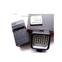 Special wholesale professional DV video light FT-36LED lamp lights news photography lights 1pcs gift + battery charger