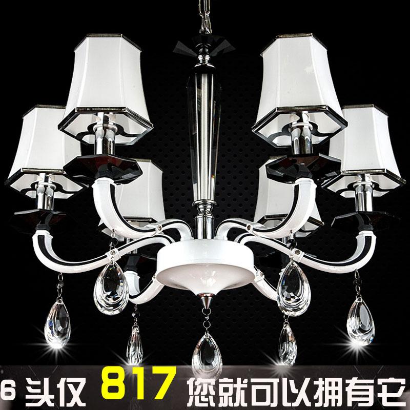 Crystal pendant light simple european new classical pendant light(China (Mainland))