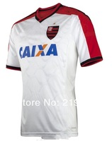 Flamengo away 14 new season  thai  top quality  3a+ embroidery LOGO  soccer jerseys free shipping shirts