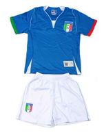 13-14 season Italy kid Soccer Jersey Italy home kids Soccer Jersey