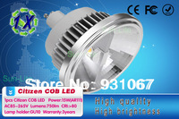 Supernova Sale Citizen Cob Led Spotlight  Citizen Ar111 Led Bulb Light GU10 Spot Light 15W Led Bulbs+wholesale 1pcs/lot