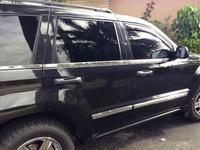 4Pcs ABS Chrome Body Door Side Molding Trim Grand Cherokee 2005-2009 [QP972]