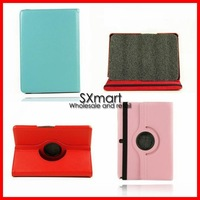Wholesale Tab Pro 10.1 T520 Rotation Rotate Case For Samsung Galaxy Tab pro 10.1 T520 stand pu leather cover  20pcs/lot