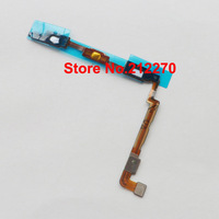 Original New Touch Sensor Home Button Keypad Flex Cable For Samsung Galaxy Note 2 II N7100 Wholesale Free DHL EMS