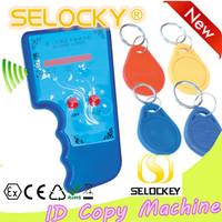 Selocky self-R&D stable and sensitiy good quality RFID handheld id duplicator