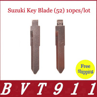 2014 New Hot Promotion Suzuki Key Blade (52)10pcs/lot  For Bell The Autoart, Hafei Zhongyi and Other Types Of Cars Free Shipping