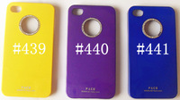 beautiful lovely Back Cover Case For iPhone 4/4s, #439 #440 #441
