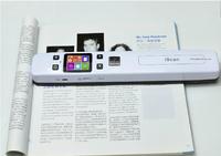 Wholesale Portable Scanner ISCAN IS-2 Handheld Scanners Handyscan Color Handfilm Scanner Document Photo Scanner