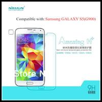 Original Nillkin Amazing H+ Nanometer Anti-Explosion Tempered Glass 9H Screen Protector for Samsung GALAXY S5(G900)