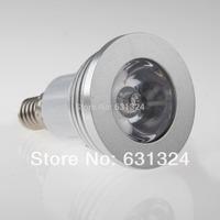 3W E14 RGB LED Bulb LED Spotlight LED Lamp 85-265V