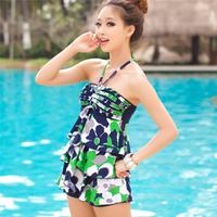 Swimwear split swimsuit hot springs female 1310