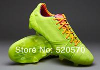 Hotsale Men's Athletic Shoes Soccer Cleats Outdoor NC Sport Shoe Man Boots Grass Green Original Edition Disscount US6.5-12Size