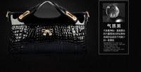 Genuine  Leather handbag/ evening  bag/ Day clutches bag
