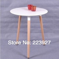 MDF Eames funiture table with 3legs exhibition meeting table eames Coffee Table