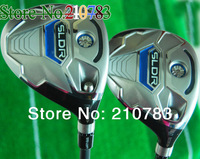 2014 Hot Popular Golf Club SLDR 3/5 Fairway Woods(2pcs/lot).Graphite/shaft R/S shaft,With Club head covers and Free shiping