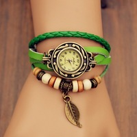 Watch women's bracelet watch ladies watch fashion bracelet watch fashion table female student table vintage table