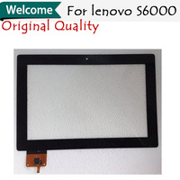 Original Touch Screen Panel Digitizer Glass Replacement For Lenovo S6000 touch panel