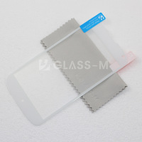 On sale 0.3MM GLASS-M Premium Tempered Glass Screen Protector for Google Nexus 4 Protective film for Google White and Blue /jill