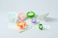 Sterile Syringe Filter, PES,  Diameter 13mm X Pore Size 0.22um, Individually Packaged, 100PC/PK