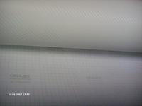 High Quality 1.52X30m/roll Oracal/Orajet Black 3D Textured Carbon Fiber Vinyl film Sticker(Air Free Bubbles)