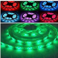 SMD 5050 IP65 Waterproof 5m/reel RGB Color/Green/blue/red/white Selectable 30leds/m Led Strip,Led Tape,Led Strip Light 100M/lot