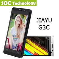 Original New 4.5'' Jiayu JY G3C Quad Core MTK6582 Android Smartphone1GB 4GB Dual Sim Card Camera GPS Bluetooth