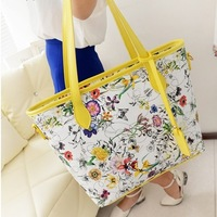 Fashion hot-selling 6860 2013 new arrival fashion print handbag shoulder bag large bag vintage