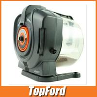 Free shipping Fish tank accessories Dazs D-800A Automatic aquarium fish feeder capacity 800ml #AP055