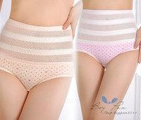 Free Shipping Women High Waist Panties Postpartum Tummy Control Body Shaper Underwear Knickers