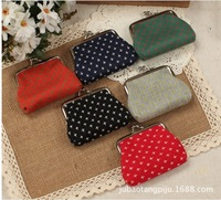 HOT!!! 2014  pu eather / key holderl wallet Pocket rose women candy color coin purse  good quality bags c158