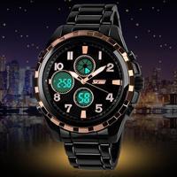 2014 New Men Sport Watches Luxury Brand Watch Fasion Style Analog-Digital Display Multifunction Wrist Watch