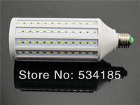 Big Promotion E27 High Brightness Led Lamp 50W 165Leds 360 degree Corn Bulb Light 110v / 240V Led Bulb Free Shipping