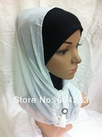 tt091 hot sale fashion muslim scarf and hijab,free shipping,assorted colors