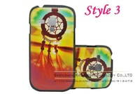 Hard Plastic Custom Case Creative Your Own Design Covers for Samsung Galaxy S3 Mini