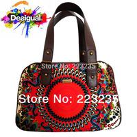 Маленькая сумочка NEW! Desigual Women Handbag shoulder bags woman's shoulder bag woman's wallet Messenger Bag Canvas bag